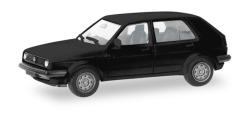 Minikit VW Golf II, schwarz