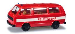 Herpa MiniKit: VW T3 Bus Feuerwehr