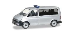 Minikit VW T6 Bus, silbermetallic