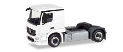 Minikit Mercedes-Benz Actros Classicspace Zugmaschine, weiß