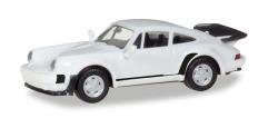 Minikit Porsche 911 Turbo, weiß