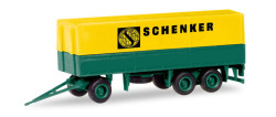 Minikit Planen-Hänger 3-achs Schenker