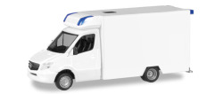 Minikit Mercedes-Benz Sprinter `13 Fahrtec RTW, weiß