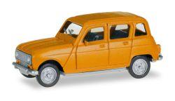 Renault R4, narzissengelb