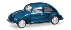 VW Käfer, stahlblau