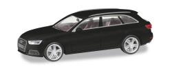 Audi A4 Avant, brillantschwarz