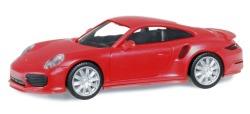Porsche 911 Turbo, indischrot