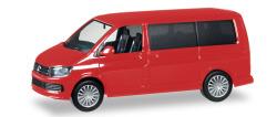 VW T6 Multivan, kirschrot