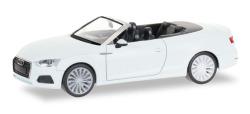 Audi A5 Cabrio, Ibisweiß