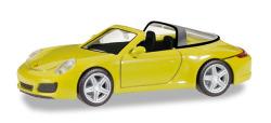 Porsche 911 Targa 4, racinggelb