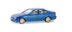 BMW M5 (E34), Montecarloblau metallic