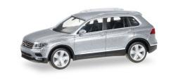 VW Tiguan, Tungsten Silver metallic