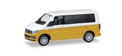 07.01. VW T6 Multivan Bicolor, candyweiß / kurkumagelb metallic