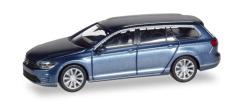 VW Passat Variant GTE E-Hybrid, havardblue metallic