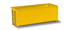 2 Abrollmulden, gelb