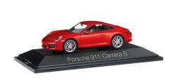 Porsche 911 Carrera S Coupé 991 II, indischrot