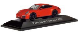 Porsche 911 Carrera 4 GTS, lavaorange