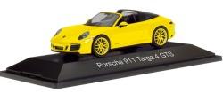Porsche 911 Targa 4 GTS, racinggelb
