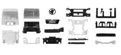 Teileservice Fahrerhaus MAN TGX XXL Euro 6 ohne WLB & Dachspoiler