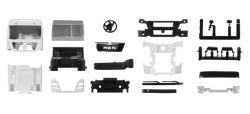 Teileservice Fahrerhaus MAN TGX XLX Euro 6 ohne WLB & Dachspoiler