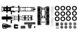 Teileservice Fahrgestell 4-achs Actros SLT Zugmaschine, 2 Stück
