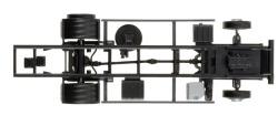 Teileservice Fahrgestell MAN TGL LKW 7,5 t für Ladebordwand