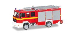 MAN M 2000 Löschfahrzeug HLF 20 Feuerwehr