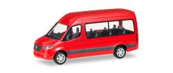 Mercedes-Benz Sprinter `18 Bus HD, rot