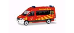 VW Crafter Bus HD ELW Feuerwehr Liebenburg/Goslar