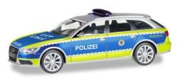07.01. Audi A6 Avant Polizei Baden-Württemberg