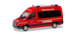 VW Crafter Bus HD Feuerwehr Eschwege Einsatzleitung