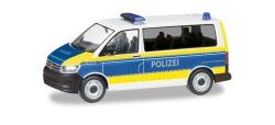VW T6 Bus Polizei Brandenburg