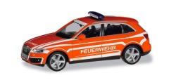 Audi Q5 Kommandowagen Feuerwehr Lindau