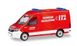 MAN TGE Kasten HD Feuerwehr Aachen / Technische Hilfeleistung