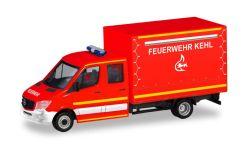 Mercedes-Benz Sprinter `13 DoKa mit Plane Feuwerwehr Kehl