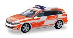 VW Passat Variant RTW Feuerwehr Frankfurt/Main