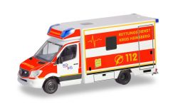 Mercedes-Benz Sprinter `13 RTW Rettungsdienst Kreis Heinsberg
