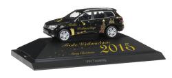 VW Touareg Herpa Weihnachts-PKW 2015