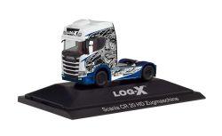 Scania CR 20 HD Zugmaschine Log-X / No Limit                                               (CZ)
