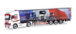 Renault T Gardinenplanen-Sattelzug Fiedler Transporte