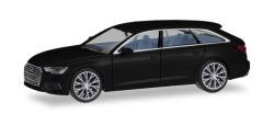 07.01. Audi A6 Avant, Felgen zweifarbig, brillantschwarz