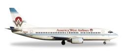 Boeing 737-300 America West Airlines 25 Years Wings