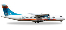 ATR-72-500 Arkia Israel Airlines