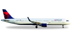 Airbus A321 Delta Air Lines