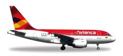 Airbus A318 Avianca