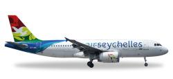 Airbus A320 Air Seychelles