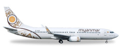 Boeing 737-800 Myanmar National Airlines