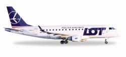 Embraer E170 LOT Polish Airlines