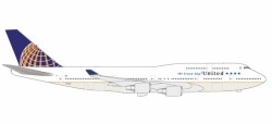 Boeing 747-400 United Airlines