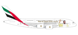 "Airbus A380 ""Emirates """"Year of Zayed"""""""
